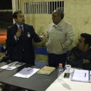 Comisión de seguridad del Core se reúne con autoridades y vecinos de Pozo Almonte