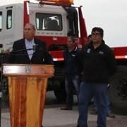 Intensa campaña municipal para sacar vehículos abandonados de la vía pública