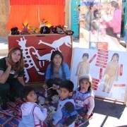 Junji difunde proyecto de interculturalidad junto a Gobernación del Tamarugal