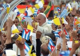 """Papa Francisco en Cuba: """"No se sirve a las ideas, sino que se sirve a las personas"""""""