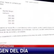 """Se enturbia más la situación de Rossi. Se filtra mail donde se instruye a autoridades pagar """"diezmo"""""""