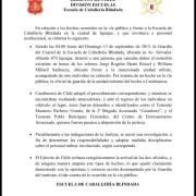 Ejército identifica a los 2 oficiales autores de daños al memorial por Detenidos Desaparecidos