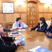 En Santiago Intendenta analizó con autoridades Plan Especial de Desarrollo para Iquique  y proyectos del Tamarugal.