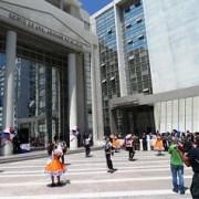 Tribunales de Iquique sorprenden a la comunidad con esquinazo dieciochero