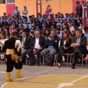 """Rescatar la vivencia multicultural es el objetivo del programa """"Fondo Ideas"""" orientado a escolares"""