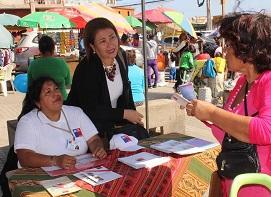 Seremi de Desarrollo Social destacó fortalecimiento de programas sociales