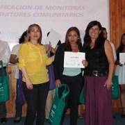 Capacitan a agentes vecinales para ayudar a terminar con flagelo de violencia contra las mujeres