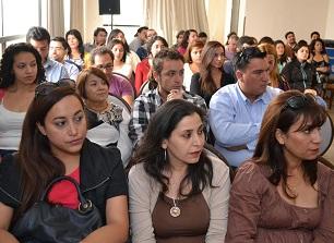 Profesionales de las Oficinas de Protección de Derechos se reunieron en Iquique