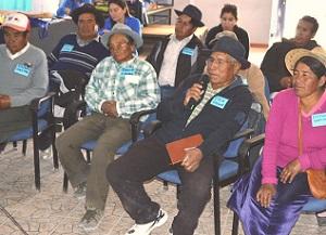 Mediante Programa de Desarrollo Territorial Indígena apoyan a agricultores, ganaderos y artesanos textiles del Tamarugal