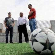 Deportes Iquique, utilizará  desde marzo el Estadio de Alto Hospicio, cuando juegue de local.