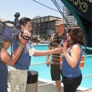 """Museo """"Corbeta Esmeralda"""" saldrá al aire en programa de televisión de argentina"""