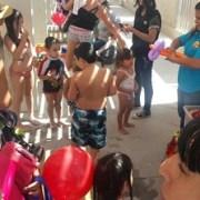 """Masiva participación en El Boro y La Pampa, durante el desarrolló de """"Chile Celebra el Verano"""""""