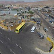 Millonaria inversión en mejoras del terminal de buses de Alto Hospicio