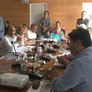 Consejo Municipal aprueba proyecto de alumbrado público con sietema led.
