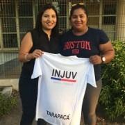 INJUV distingue a deportista iquiqueña convocada a selección nacional de Halterofilia