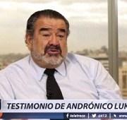 Denuncian a Canal 13 ante Consejo de Ética por video de Luksic