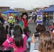 Partió programa Quiero Mi Barrio en Mirador  y Vista al Mar de La Pampa, en Alto Hospicio