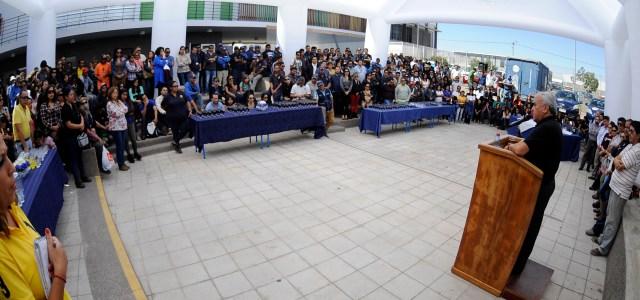 Funcionarios municipales de Alto Hospicio celebraron Día del Trabajador