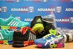 Dos contenedores con zapatillas falsificadas incauta Aduana de Iquique