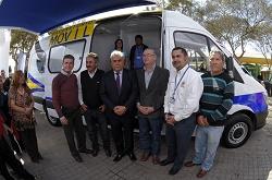 Alto Hospicio: refuerzan centros de salud municipal con 4 vehículos para atención de pacientes
