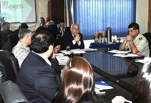 Partió el trabajo de las comisiones para implementar el Censo 2017