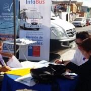 Infobús estará en Tarapacá para difundir programas gubernamentales
