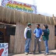 SAG inició fiscalización de venta de chicha y carne para Fiestas Patrias
