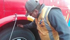 Intensas fiscalizaciones vehiculares por fin de semana largo