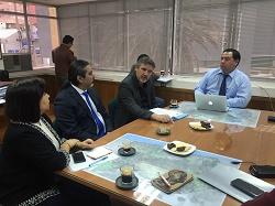 Senador Rossi convocó mesa de trabajo por arsénico en el agua