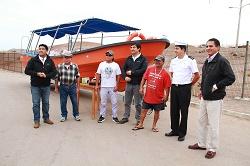 """Sindicato """"Nueva Esperanza"""" de Chanavayita adquiere embarcación que permitirá prestar servicios a terceros"""