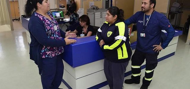 Salud llama a hacer buen uso de la red de urgencias en fin de semana de Fiestas Patrias