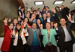 Nueva Mayoría cierra filas con candidato único del conglomerado en Alto Hospicio
