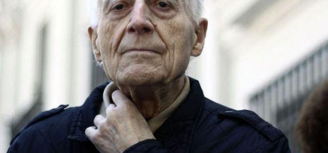 José Aldunate Premio Nacional de DDHH: La sotana contra la opresión