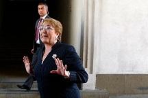 """Bachelet blinda al comité político tras debacle electoral: """"Suponer que lo que pasó es culpa de tres o cuatro personas, es un análisis superficial"""""""