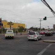 Inician obras de normalización y gestión de semáforos. Primera etapa considera  43 intersecciones semaforizadas