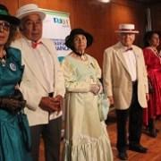 """Adultos Mayores celebraron el """"Mes de los grandes"""" , actividad cultural con baile y música tradicional"""