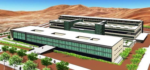 Avanza proceso de licitación para Hospital de Alto Hospicio, que tendrá capacidad para 235 camas