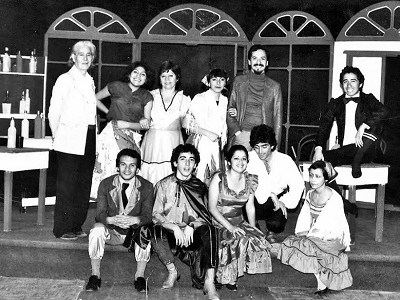 """En Teatro de Salitrera Humberstone presentarán obra del recordado Guillermo """"Willy"""" Zagarra"""