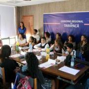 Constituyen consejo regional asesor de niños, niñas y adolescentes de Tarapacá