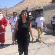 Navidad al estilo pampino celebraron familias del programa del FOSIS Más Territorio