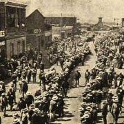A 109 años de la Masacre de la Escuela Santa María Colectivo por la Memoria Histórica rinde homenaje a obreros de salitre