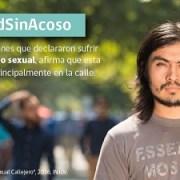 Casi la mitad de los jóvenes con víctimas de acoso sexual callejero, según estudio del INJUV