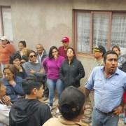 Despeje del camino por lluvias estivales realizó Municipalidad de Pozo Almonte para apoyar a damnificados de Huatacondo y Parca