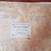 Finalmente Gendarmería transfiere al Archivero, libros históricos con antecedente de presos políticos