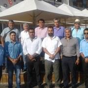 Ahora autoridades y dirigentes de la NM, dan respaldarazo a Patricio Ferreira, alcalde de Alto Hospicio