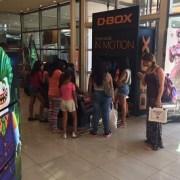 #MueveTuVerano posibilitó que niños de la Red Sename asistieran gratuitamente al cine