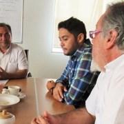 Coordinan acciones para promoción de actividades de fomento productivo en Alto Hospicio