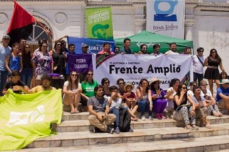 Izquiera Autónoma Tarapacá como parte del Frente Amplio promueve necesarios cambios políticos