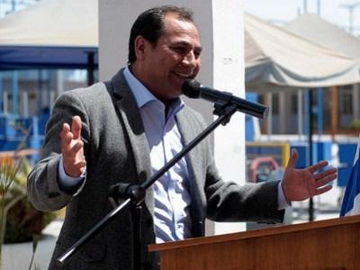 Alcalde Ferreira se suma a petición de cuarentena nacional. Junto a concejales de Alto Hospicio enviaron carta a La Moneda