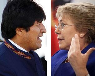 Bolivia y Chile intercambian graves acusaciones a horas de la entrega de la réplica en la CIJ